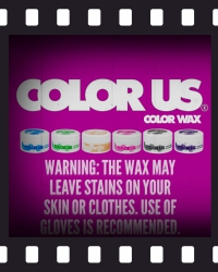 COLOR WAX - Instructions: short hair - 6